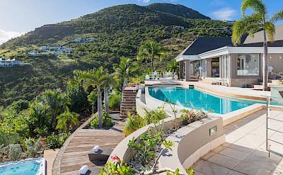 Vacation Rental St Barthelemy WV ACA Villa St Barts Villa ACAext Desktop