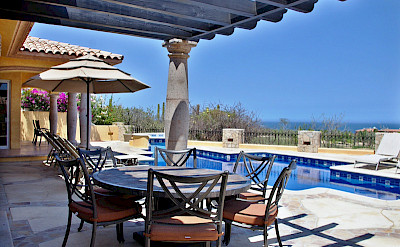 Agave Azul Outdoor Sitting Area Lifestyle Villas L