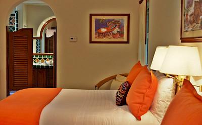 Agave Azul Ocean View Luxury Rental In Cabo Del Sol Lifestyle Villas View Of Queen Room With Ensuite Bat Oom L