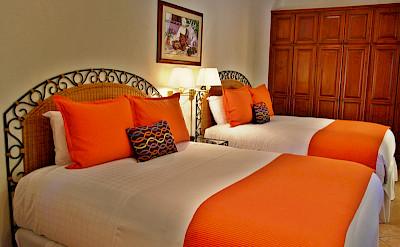 Agave Azul Luxury Villa Rental In Cabo Del Sol View Of Queen Bedroom Lifestyle Villas L