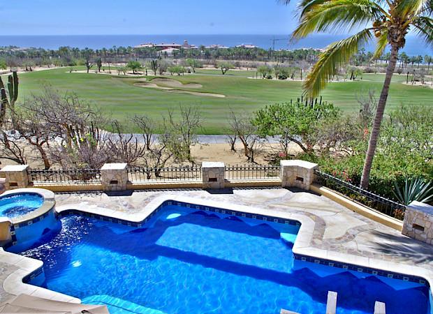 Agave Azul Vista Al Mar Ocean View Villa For Rent Para La Renta En In Cabo Del Sol Lifestyle Villas L