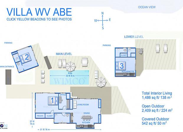 Vacation Rental St Barthelemy WV ABE Villa St Barts Villa ABEico Desktop
