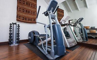 Villa Villa Anguilla Gym