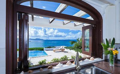 Villa Villa Anguilla Kitchen 4