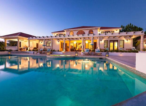 Villa Villa Anguilla Sunset