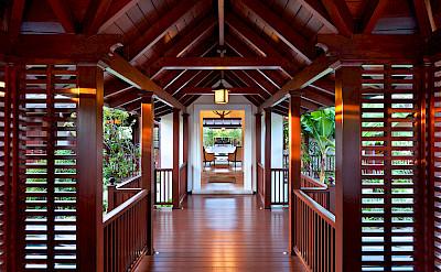 Villa Sandy Lane Feb Entrance
