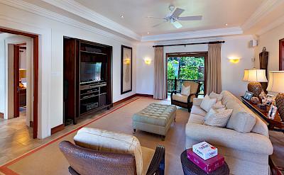 Villa Sandy Lane Feb Media Room