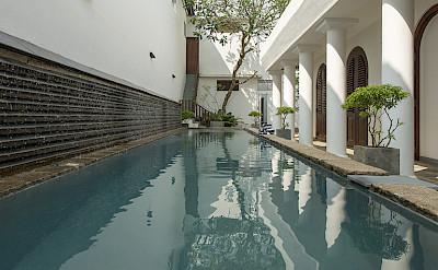 Ambassadors House Galle Pool