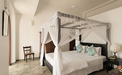 Ambassadors House Galle Guest Bedroom One