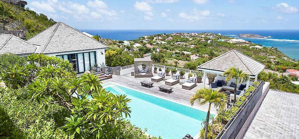 Vacation Rental St Barthelemy WV KAM Villa St Barts Villa KAMext Desktop
