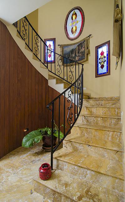 Anacapri Stairtower Interior