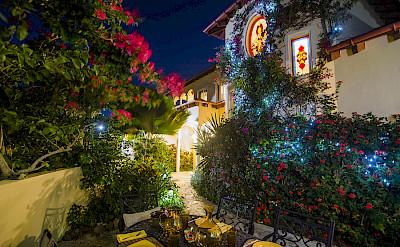 Anacapri Night Stairtower