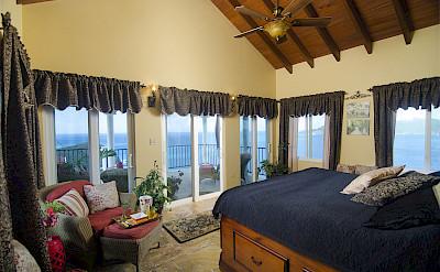 Anacapri Master Bed Porch