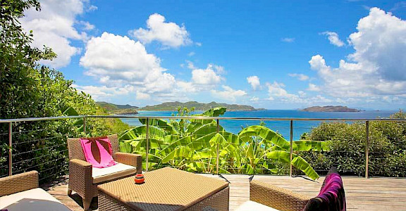 Vacation Rental St Barthelemy WV KID Villa St Barts Villa Kiddek Desktop