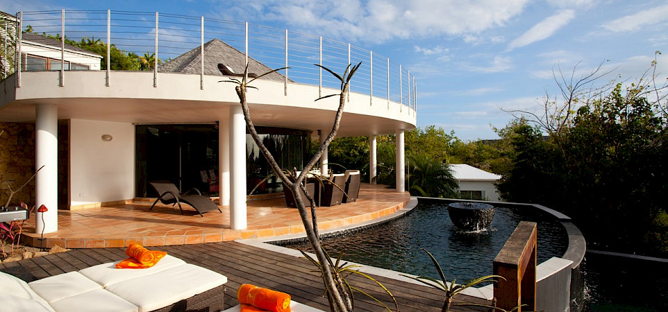 Vacation Rental St Barthelemy WV ADL Villa St Barts Villa Adlpol Desktop