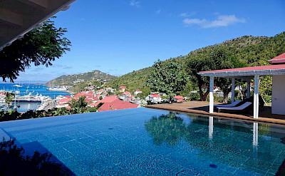Vacation Rental St Barthelemy WV ANG Villa St Barts Villa Angviw Desktop