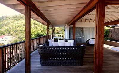 Vacation Rental St Barthelemy WV ANG Villa St Barts Villa Angdek Desktop