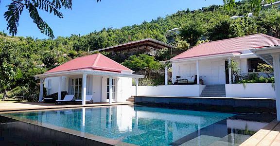 Vacation Rental St Barthelemy WV ANG Villa St Barts Villa Angpol Desktop