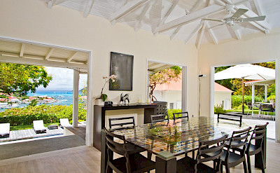 Vacation Rental St Barthelemy WV ANG Villa St Barts Villa Angdin Desktop
