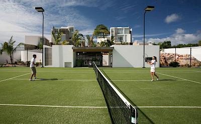 Anivillas Anguilla Tennis