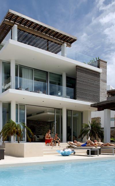 Ani Villas Anguilla North Pool 2 House Anguilla Outdoor