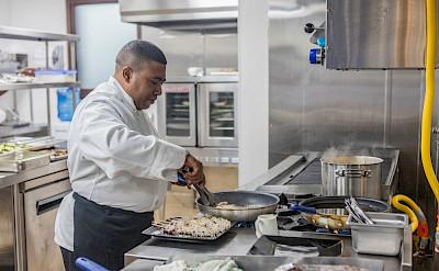 Anivillas Dominican Chef