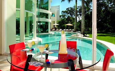 Villa Playa Del Carmen Family Room 2