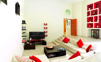 Villa Playa Del Carmen Family Room 3