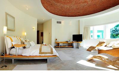 Villa Playa Del Carmen Master Bdrm 2