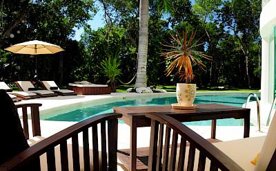 Villa Playa Del Carmen Terrace
