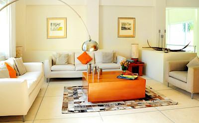 Villa Playa Del Carmen Tv Room
