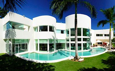 Villa Playa Del Carmen Panoramic 3