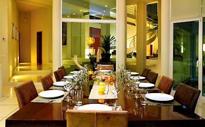 Villa Playa Del Carmen Dining 4