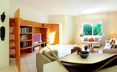 Villa Playa Del Carmen Tv Room 2