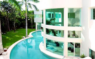 Villa Playa Del Carmen Pool 5