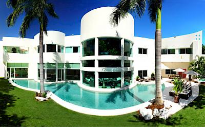 Villa Playa Del Carmen Panoramic 2