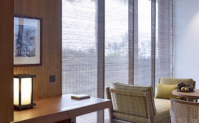 Arnalaya Beach House Writing Desk And Living Space Sofa