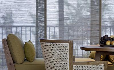 Arnalaya Beach House Bedroom Living Space