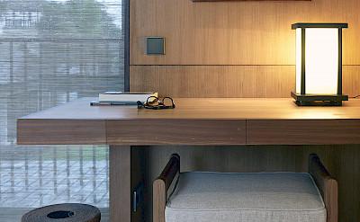 Arnalaya Beach House Bedroom Writing Desk
