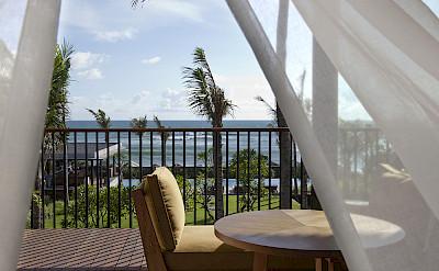 Arnalaya Beach House Master Bedroom Terrace