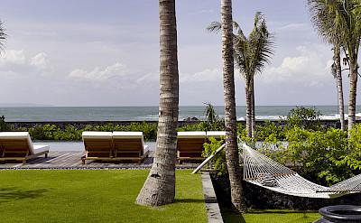 Arnalaya Beach House Garden Pool And Sea