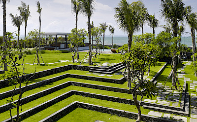 Arnalaya Beach House Terraced Garden 2