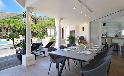 Vacation Rental St Barthelemy WV ARN Villa St Barts Villa Arndin Desktop