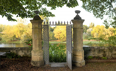 Exterior River Gate 1