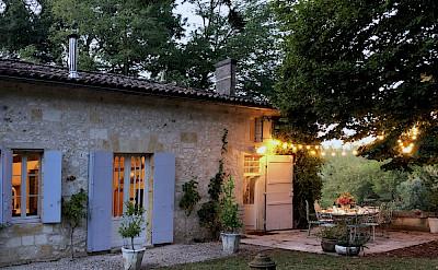 Exterior House Evening 3