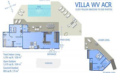 Vacation Rental St Barthelemy WV ACR Villa AuCoeurduRocher St Barts Villa Acrico Desktop