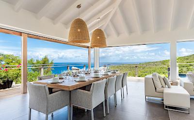 Vacation Rental St Barthelemy WV AVN Villa St Barts Villa AVNdin Desktop