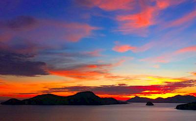 Vbc Sunset