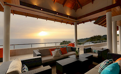 Villa Baan Paa Talee Exceptional Vistas From The Living Area