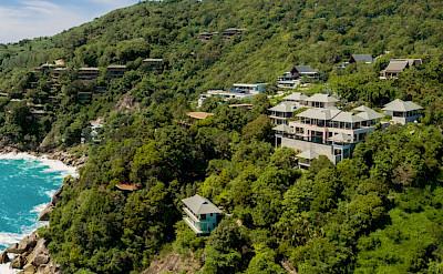 Villa Baan Paa Talee Breathtaking Location
